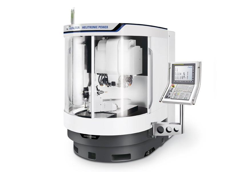 Logo Universal tool and cutter grinding machine - WALTER HELITRONIC POWER