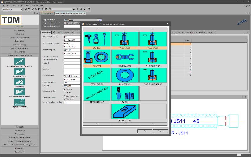 Logo Gauge & Calibration Module