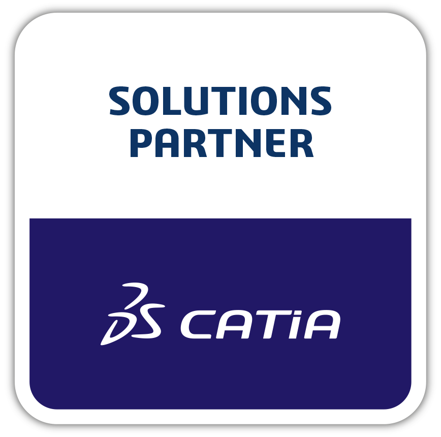 Logo CAM software - Interface TDM - CATIA