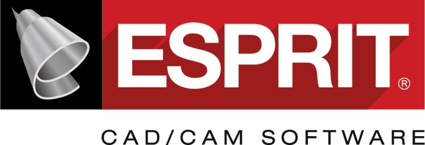 Logo CAM Software - Schnittstelle TDM - Esprit