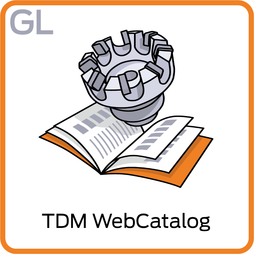 Logo Software for Data & Graphic Generation - TDM WebCatalog