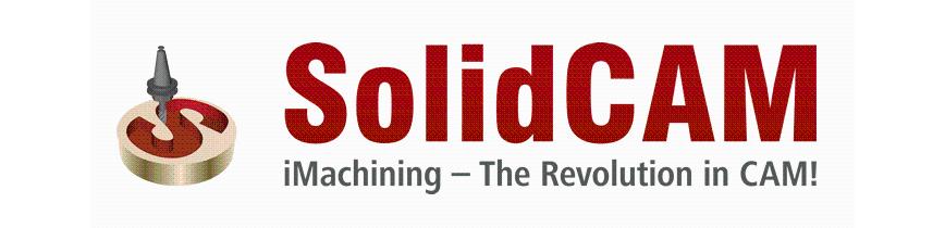 Logo CAM software - Interface TDM - SolidCAM