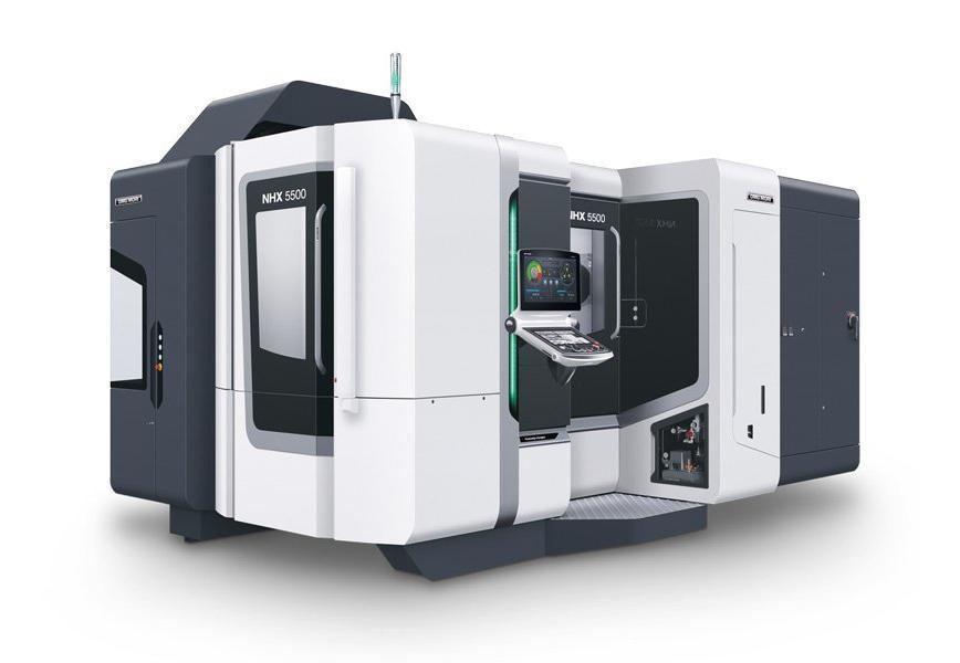 Logo Horizontal machining centre - NHX 5500