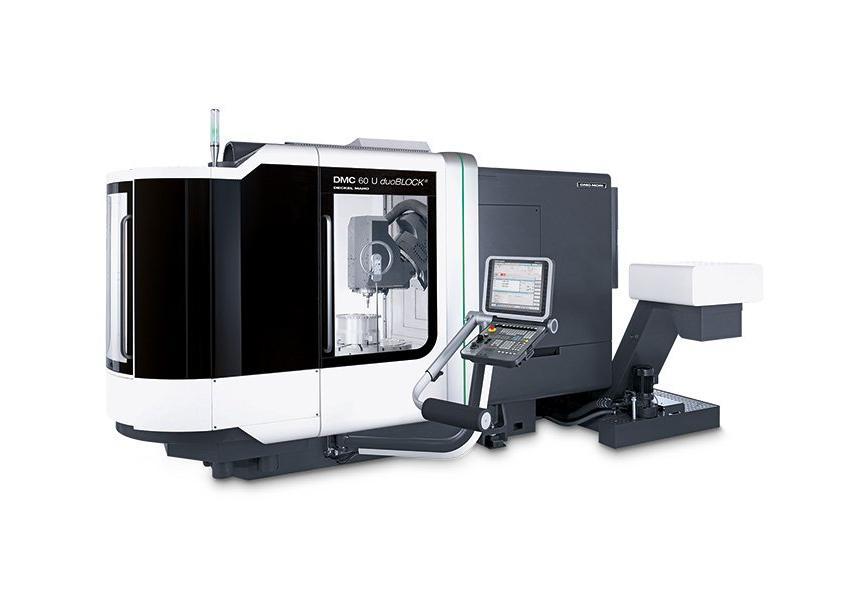 Logo Universal machining centre - DMC 60 U duoBLOCK®