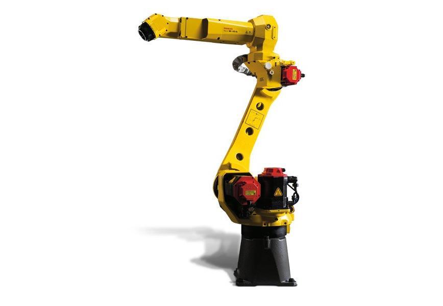 Logo Schneller Roboter mit hohlem Handgelenk - M-10iA/12