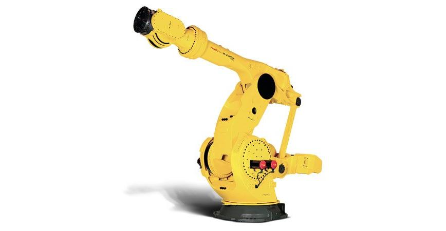 Logo Meet the strongest long reach robot in the world! - M-2000iA/1700L
