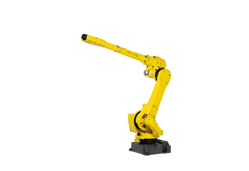 Logo The compact multipurpose industrial robot  - M-710iC/20M