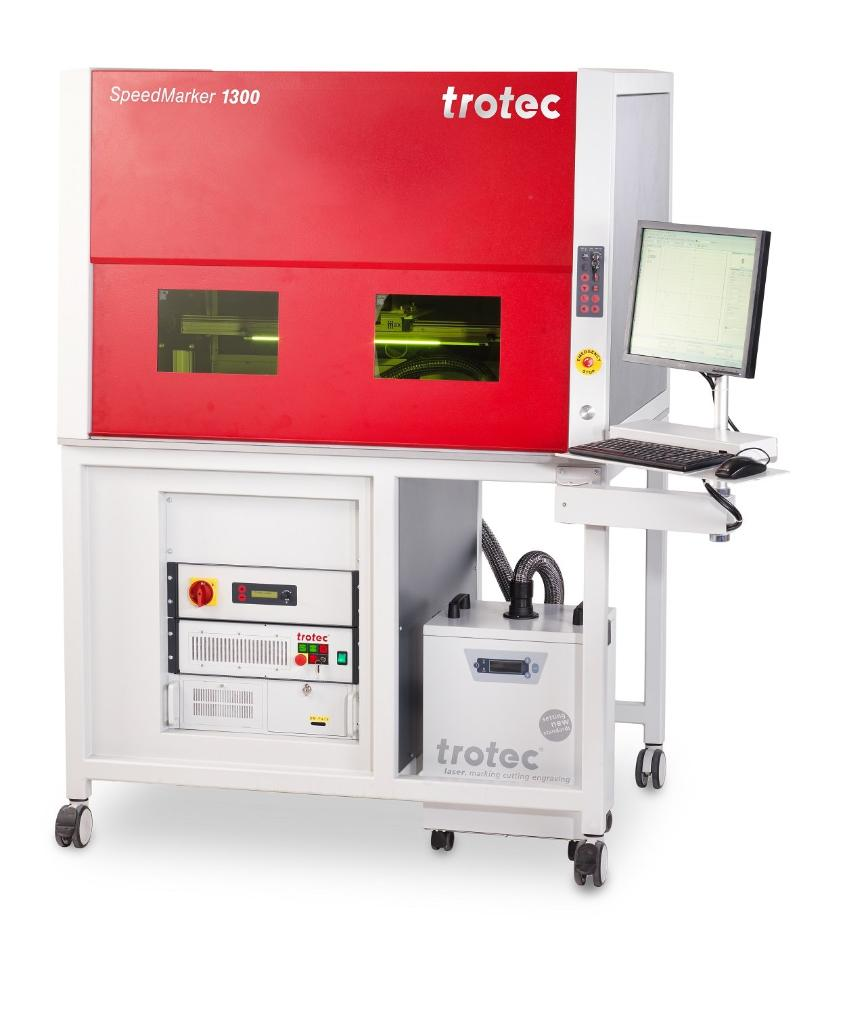 Logo Laser marking machine - SpeedMarker