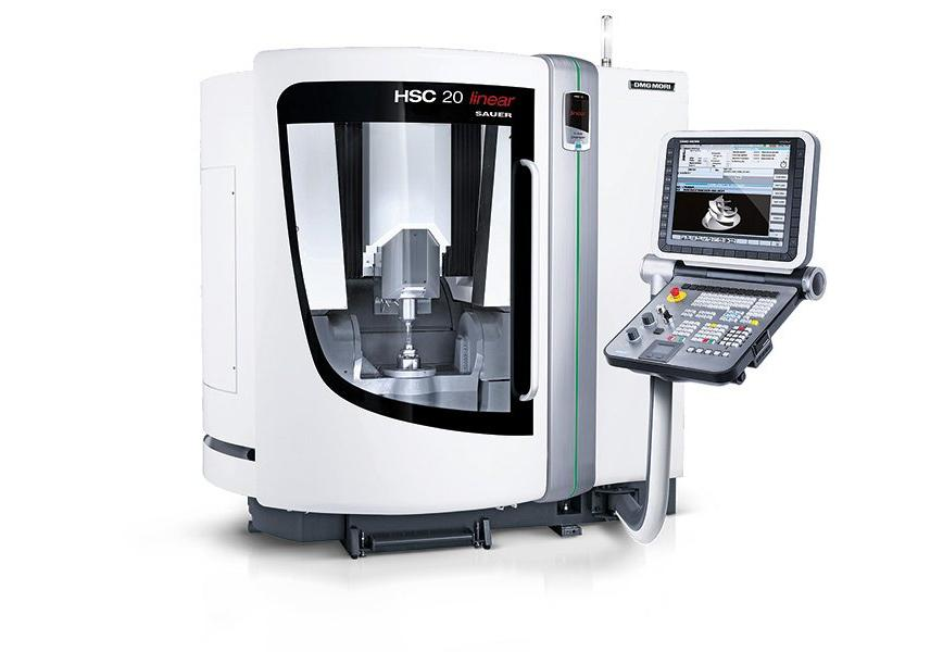 Logo High speed milling machine (HSC) - HSC 20 linear