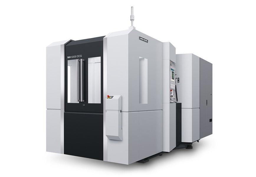 Logo Horizontal machining centre - NH 6300 DCG II
