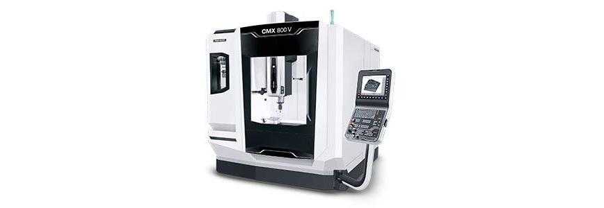 Logo Vertical machining centre - CMX 800 V