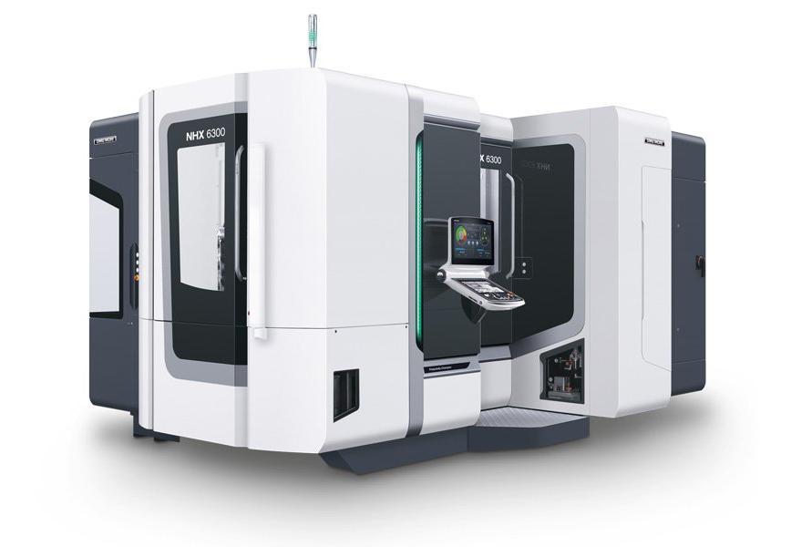 Logo Horizontal machining centre - NHX 6300