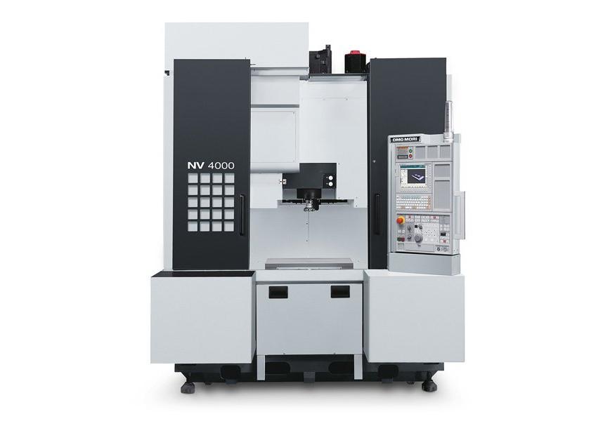 Logo Vertical machining centre - NV 4000 DCG