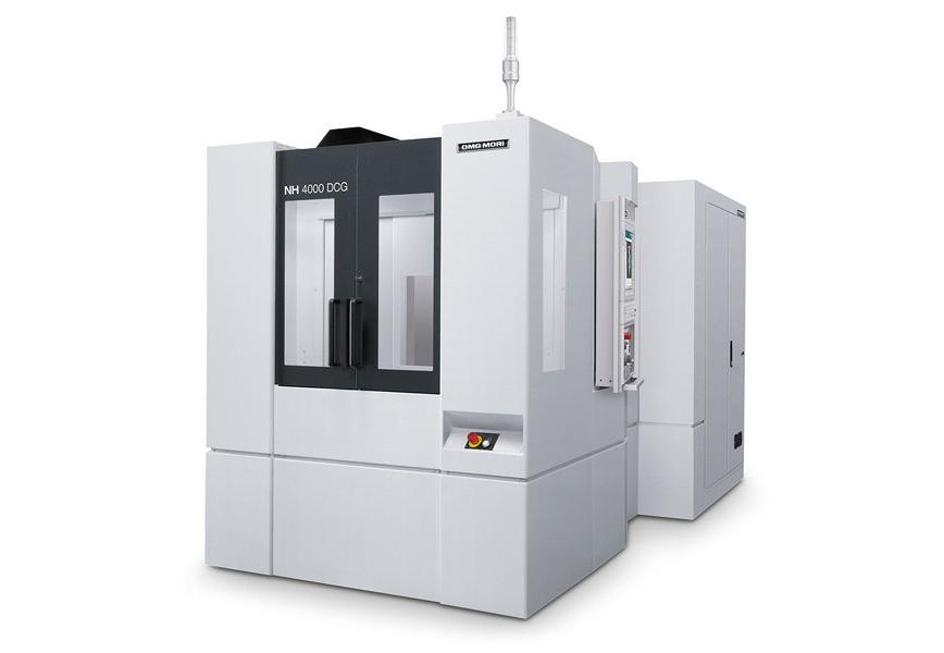 Logo Horizontal machining centre - NH 4000 DCG