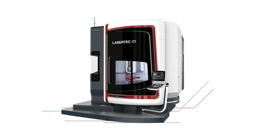 Logo Laser-Bearbeitungszentrum - LASERTEC 125 Shape