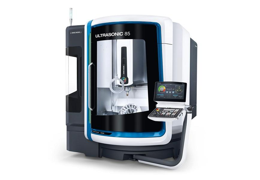Logo Universal knee-type milling machine - ULTRASONIC 85 monoBLOCK®