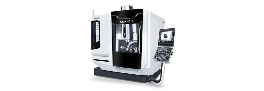 Logo Universal machining centre - CMX 50 U