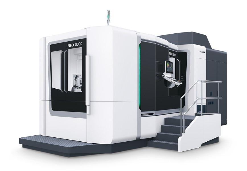 Logo Horizontal machining centre - NHX 8000