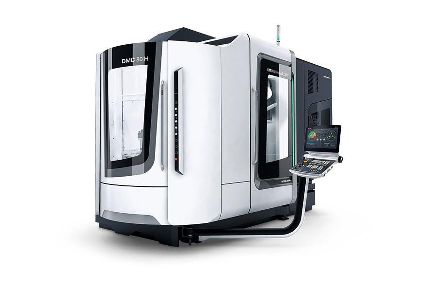 Logo Horizontal machining centre - DMC 80 H duoBLOCK®