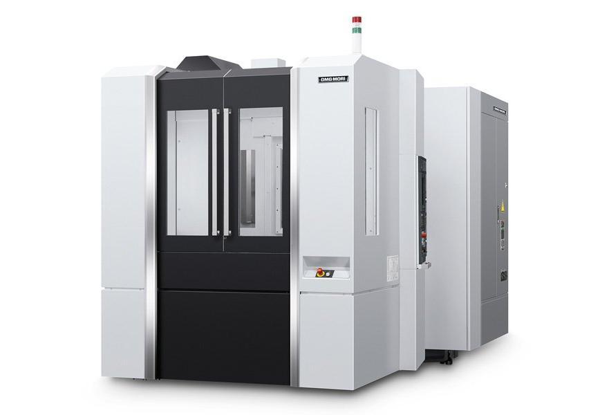 Logo Horizontal machining centre - NH 5000 DCG/40