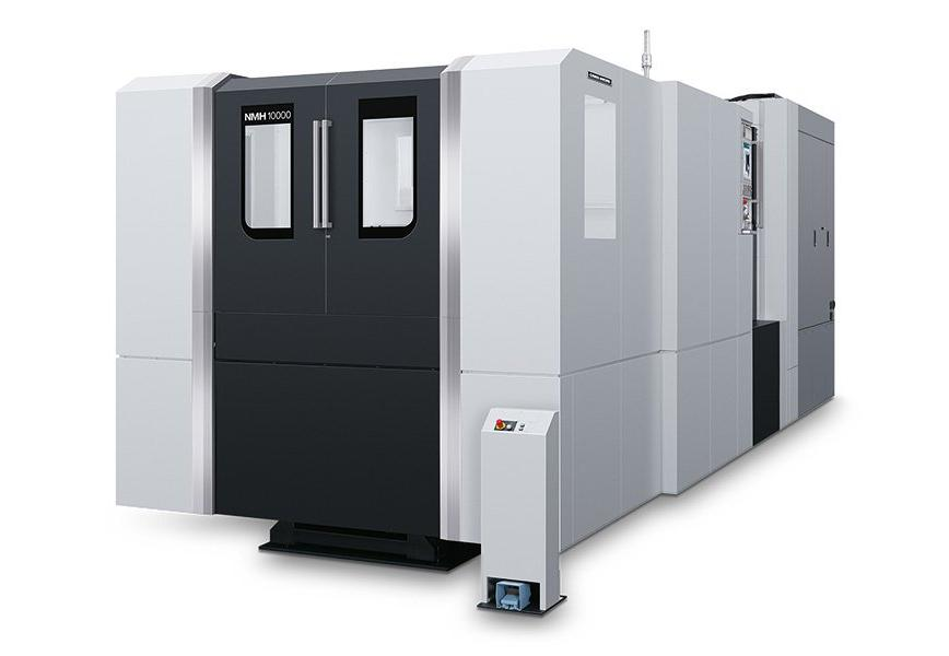 Logo Horizontal machining centre - NMH 10000 DCG