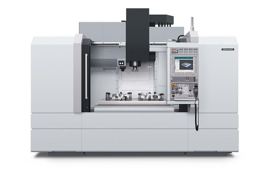 Logo Vertical machining centre - NVX 7000
