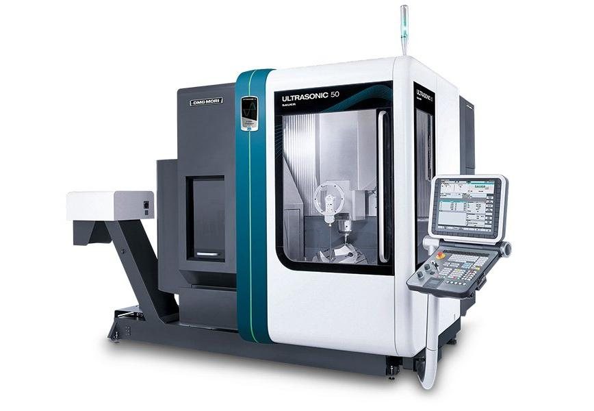 Logo Universal machining centre - ULTRASONIC 50