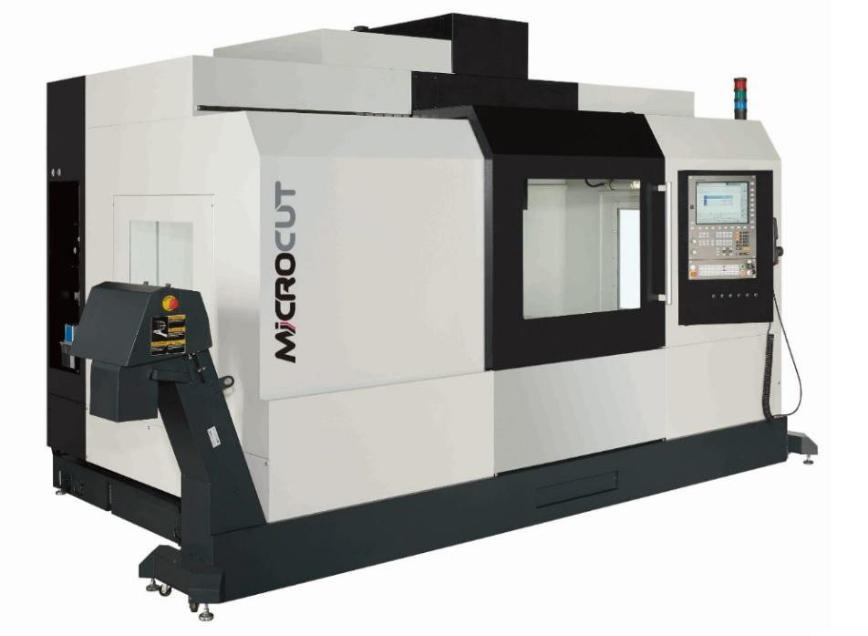 Logo Vertical machining centre - Microcut-M Series