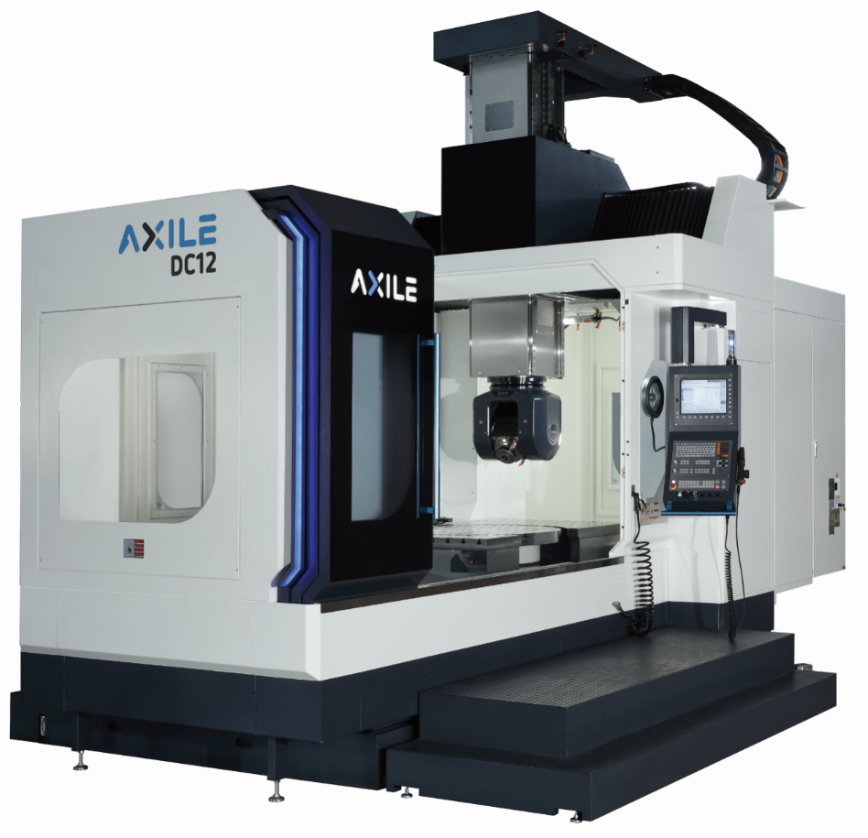 Logo High speed machining centre - AXILE DC12