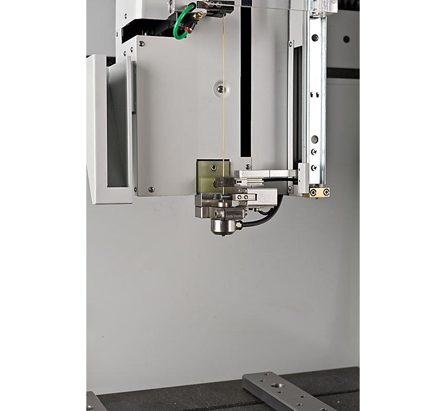 Start-hole electric discharge machine - APos 800 EDM drilling