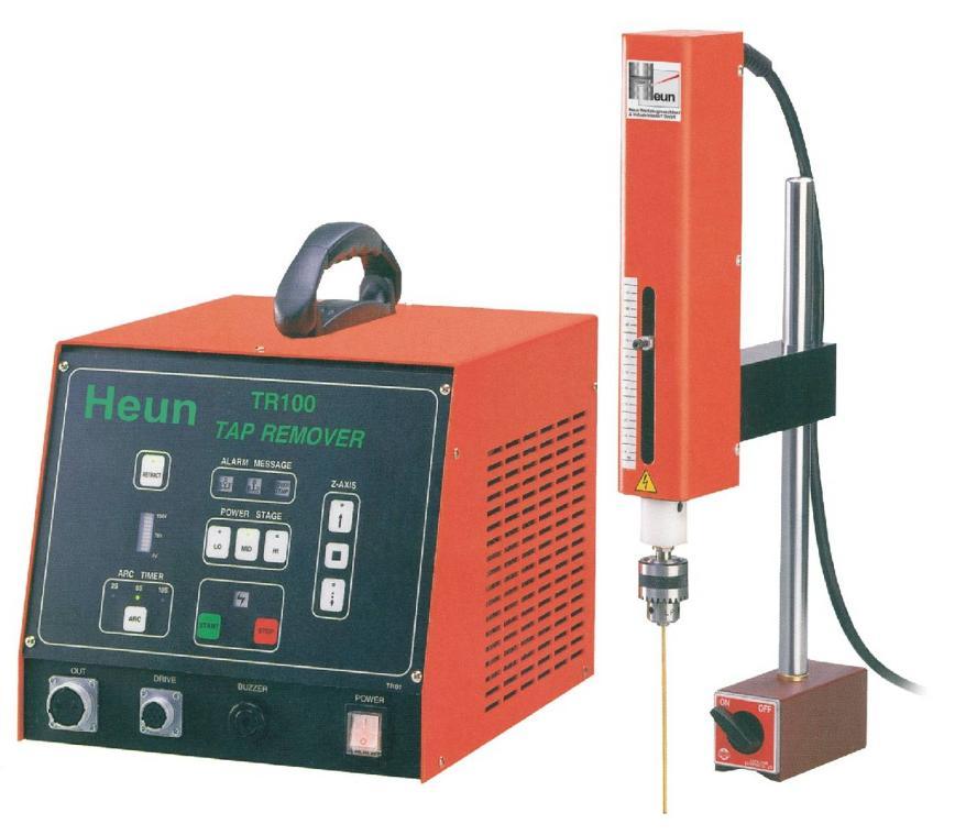 Logo Zubehör zur elektroerosiven Bearbeitung - TR-100 Portables Gerät zum A