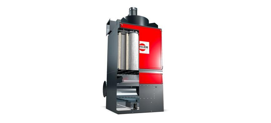 Logo AERO® - the new coolant and oil mist separator