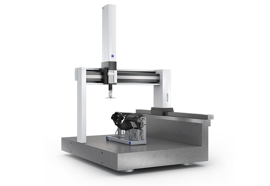 Logo Three-dimensional measuring machines - ZEISS ACCURA 2000