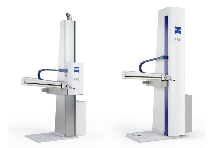 Logo Three-dimensional measuring machines - ZEISS PRO und ZEISS PRO T