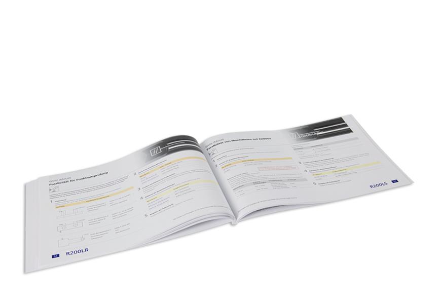 Logo Vergleichbar Messen wird möglich - Messstrategieen Cookbook taktil