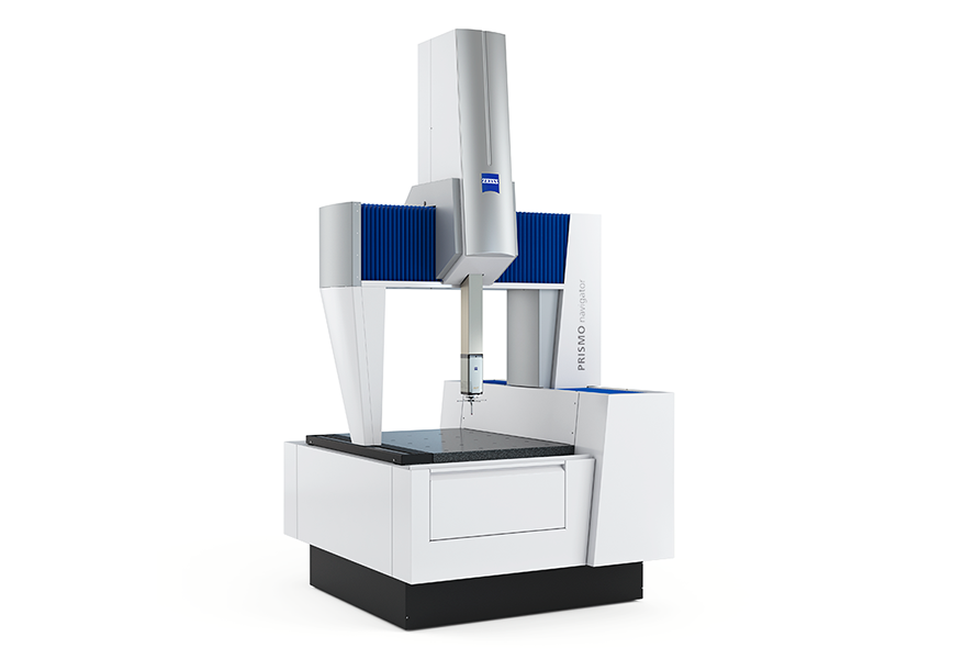 Logo Three-dimensional measuring machines - ZEISS PRISMO navigator