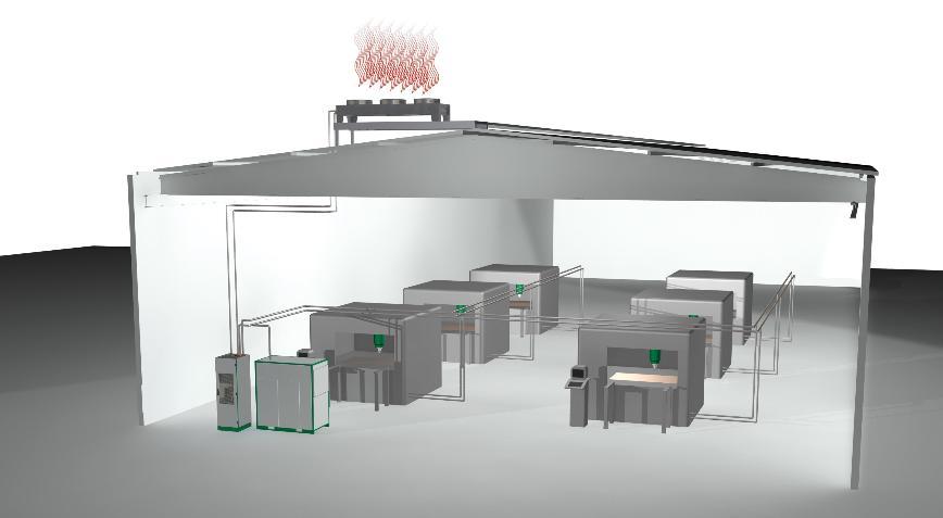 Logo Zentrale Kühlanlage - central.cooling