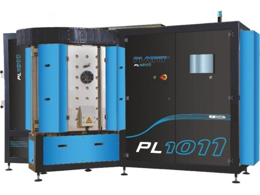 Logo PVD coating equipment - PL1011