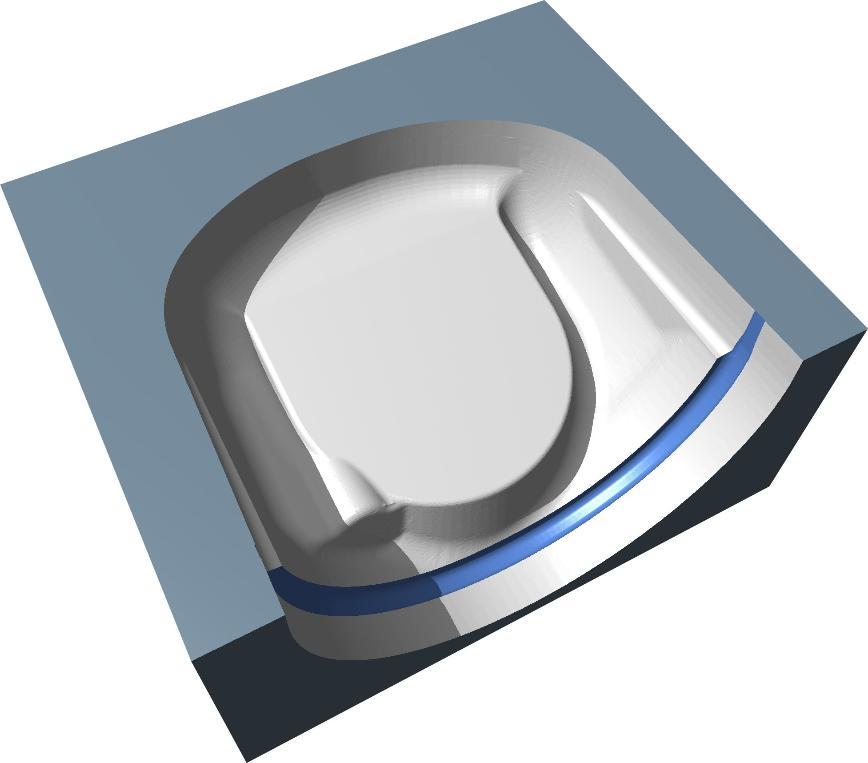 Logo Software for NC simulations - VERICUT Verification