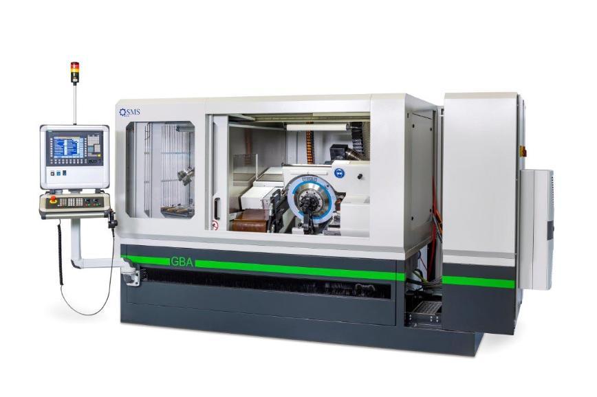 Logo Tap grinding machine - GBA 203