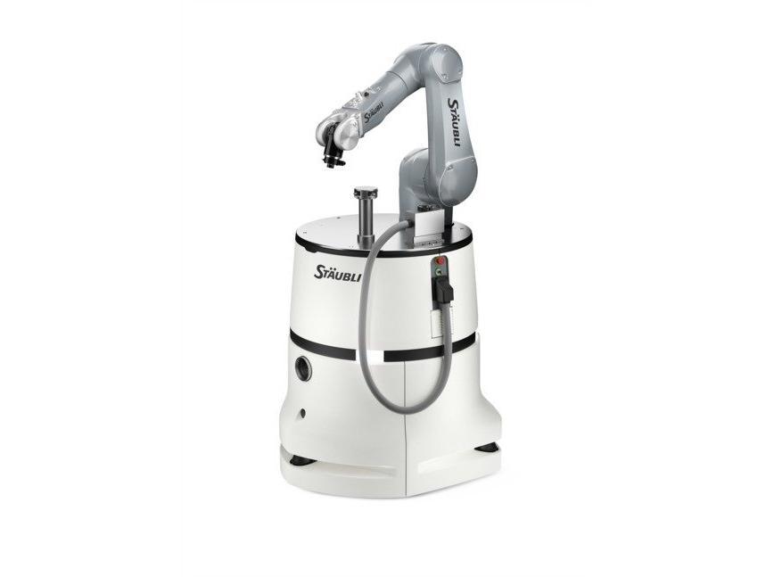 Logo Mobile Roboterplattform - Mobiles Robotersystem HelMo