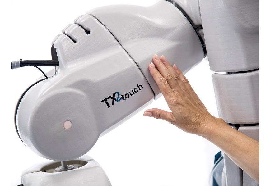 Logo Roboter für andere Anwendungen - Robotergeneration TX2touch