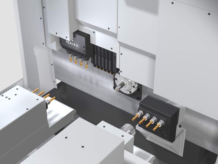 Logo Single spindle bar automatic - ML-ProLine Serie D / DY
