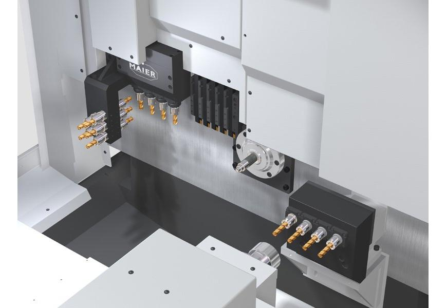 Logo Single spindle bar automatic - ML-ProLine 26 Basic