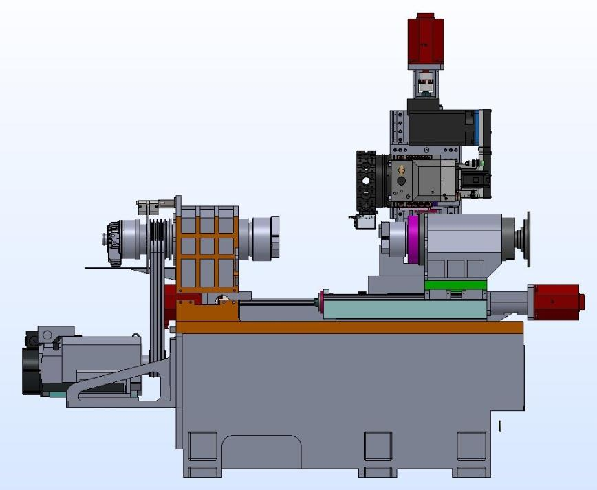 Logo Zugspindeldrehmaschine - STL-6