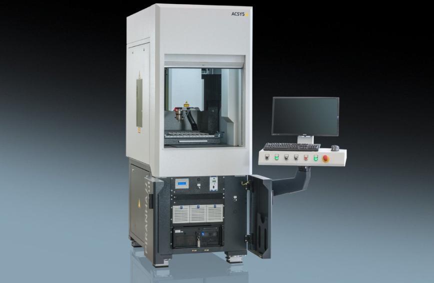Logo Laser cutting machines - PIRANHA cut