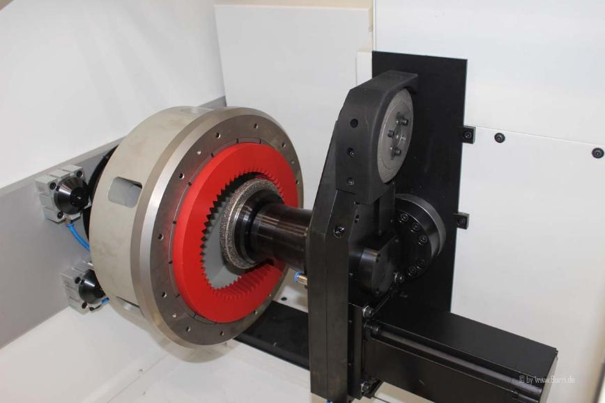 Logo Gear grinding machine - Profiliermaschine Burri PM 400 H