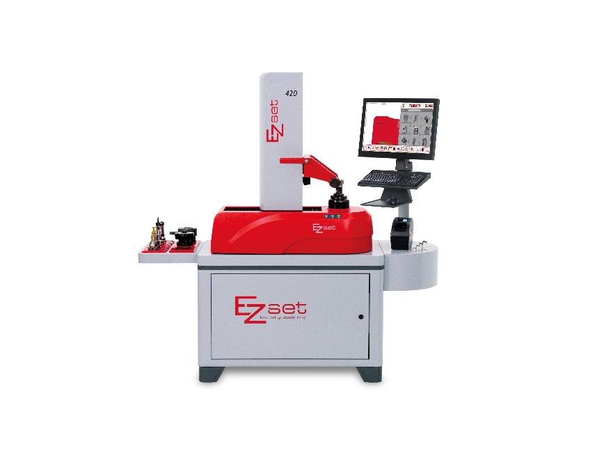 Logo Werkzeugvoreinstellgerät - EZset mit ImageController2