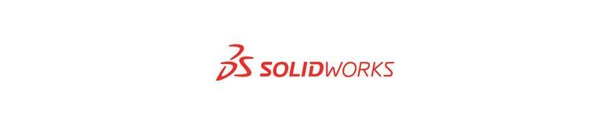 Logo Software für Entwicklung und Konstruktion - SOLIDWORKS