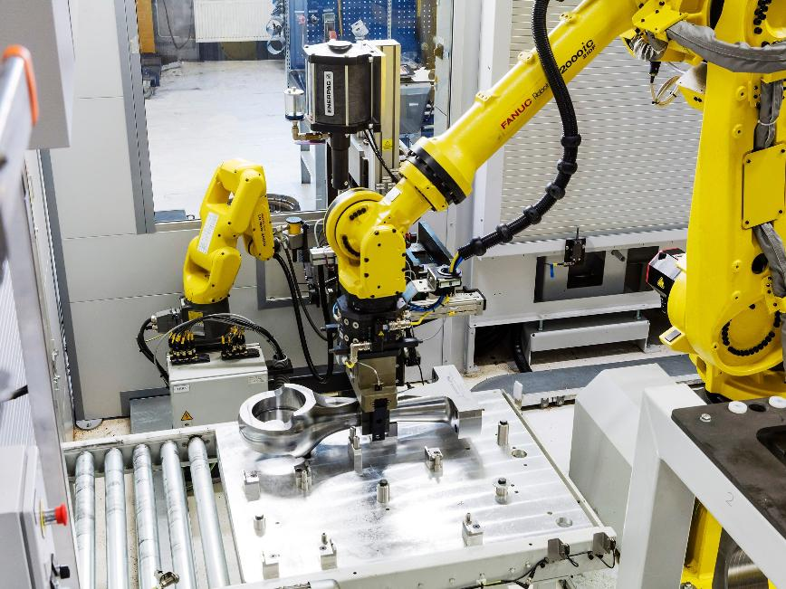 Logo Werkstückhandhabung - ALD - Autoloading Cells